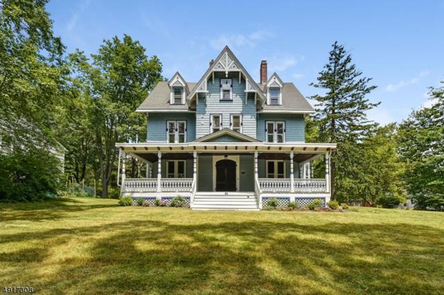 60 N Martine Ave, Fanwood Boro, NJ 07023 (MLS #3575846) :: The Dekanski Home Selling Team