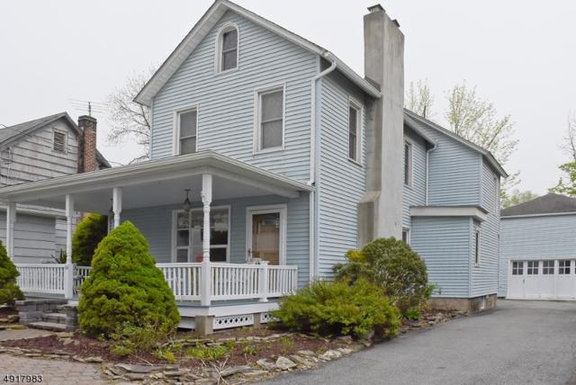 14 King Street, Stanhope Boro, NJ 07874 (MLS #3575867) :: William Raveis Baer & McIntosh