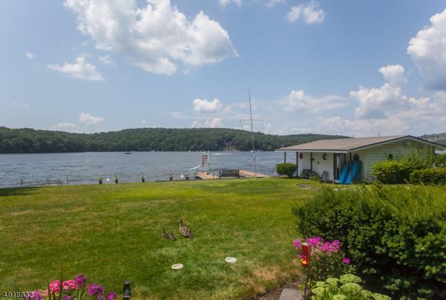 79 Yacht Club Dr, Jefferson Twp., NJ 07849 (MLS #3576793) :: Pina Nazario