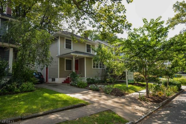 90 Carteret St, Glen Ridge Boro Twp., NJ 07028 (MLS #3577220) :: Coldwell Banker Residential Brokerage