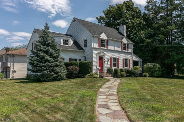 707 Center St, Garwood Boro, NJ 07027 (MLS #3577749) :: The Dekanski Home Selling Team