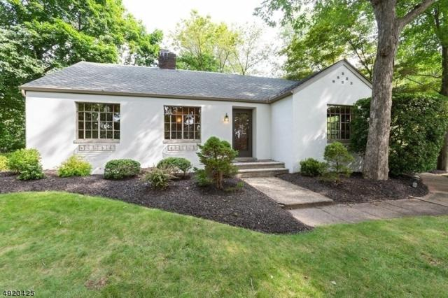 696 Long Hill Rd, Long Hill Twp., NJ 07933 (MLS #3578148) :: William Raveis Baer & McIntosh