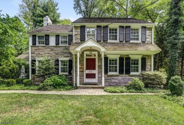 297 Glen Ave, Millburn Twp., NJ 07078 (MLS #3578630) :: The Dekanski Home Selling Team