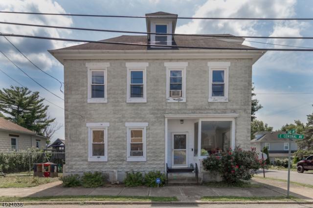 203 E Central Ave, Alpha Boro, NJ 08865 (MLS #3578802) :: Weichert Realtors