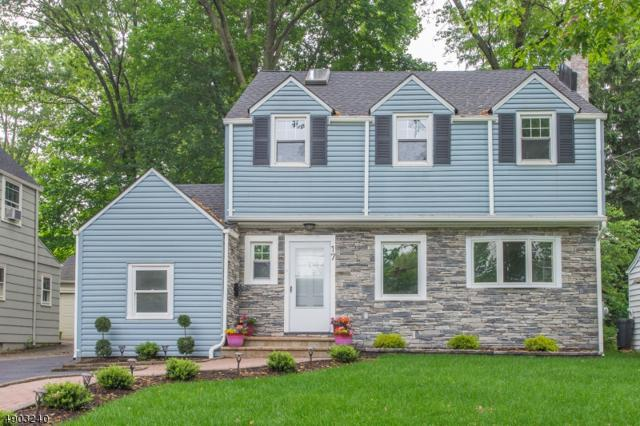 17 Graham Terrace, Montclair Twp., NJ 07042 (MLS #3578935) :: The Lane Team