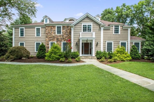 59 Harvey Drive, Millburn Twp., NJ 07078 (MLS #3579001) :: Zebaida Group at Keller Williams Realty