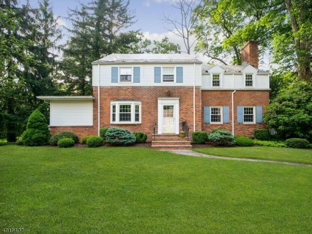 1 Woodley Rd, Morristown Town, NJ 07960 (MLS #3579021) :: RE/MAX Select