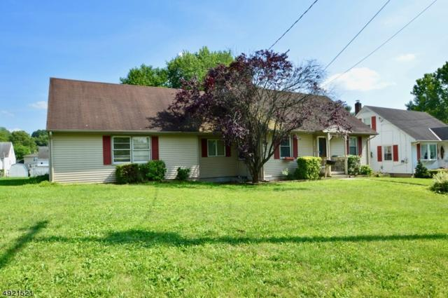 130 Parkside Ave, Pohatcong Twp., NJ 08865 (MLS #3579097) :: SR Real Estate Group