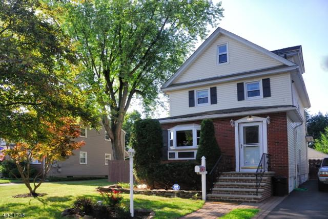 255 3RD AVE, Garwood Boro, NJ 07027 (MLS #3579493) :: Weichert Realtors