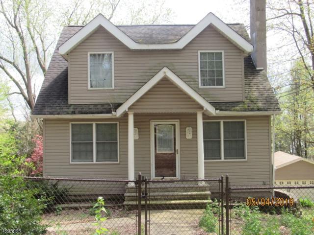 27 Beach Haven Rd, West Milford Twp., NJ 07421 (MLS #3579536) :: SR Real Estate Group