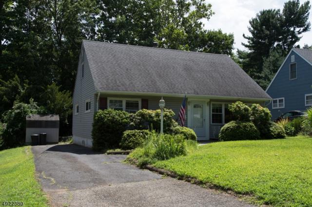 31 Sunrise Ter, Cedar Grove Twp., NJ 07009 (MLS #3579894) :: Zebaida Group at Keller Williams Realty