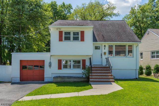 5 Glenwood Ave, Parsippany-Troy Hills Twp., NJ 07034 (MLS #3579908) :: SR Real Estate Group