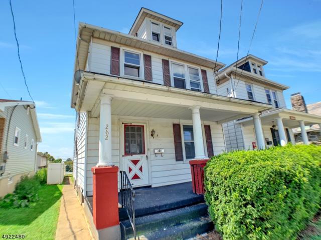 262 Prospect St, Phillipsburg Town, NJ 08865 (MLS #3579973) :: SR Real Estate Group