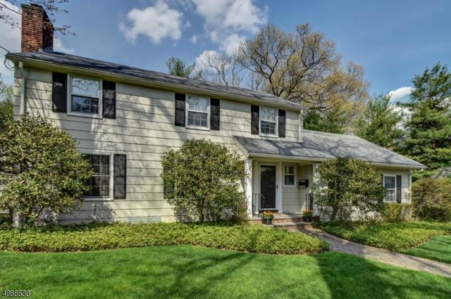 20 Falmouth St, Millburn Twp., NJ 07078 (MLS #3579998) :: Coldwell Banker Residential Brokerage