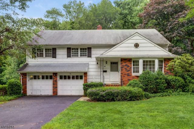 48 Manitou Cir, Westfield Town, NJ 07090 (MLS #3580149) :: Zebaida Group at Keller Williams Realty