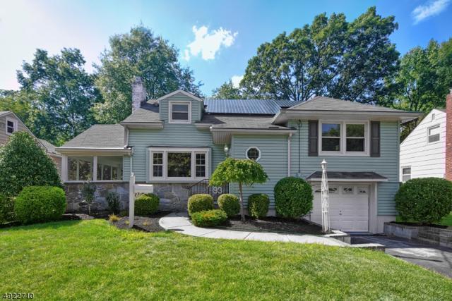 93 Coriell Ave, Fanwood Boro, NJ 07023 (MLS #3580192) :: The Dekanski Home Selling Team