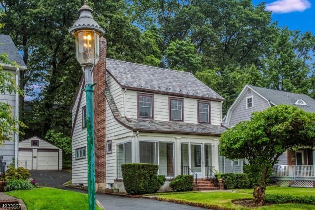 44 Chapman Pl, Glen Ridge Boro Twp., NJ 07028 (MLS #3580371) :: Coldwell Banker Residential Brokerage
