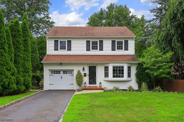710 Girard Ave, Westfield Town, NJ 07090 (MLS #3580419) :: Zebaida Group at Keller Williams Realty