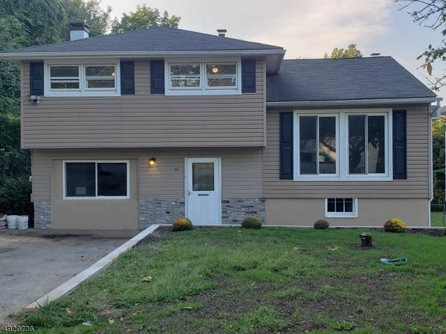 41 Butternut Road, Vernon Twp., NJ 07462 (MLS #3586862) :: Pina Nazario