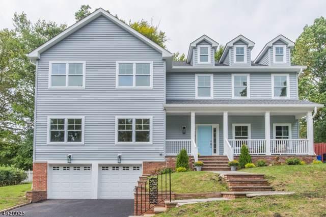 81 N Ashby Ave, Livingston Twp., NJ 07039 (MLS #3586889) :: Zebaida Group at Keller Williams Realty