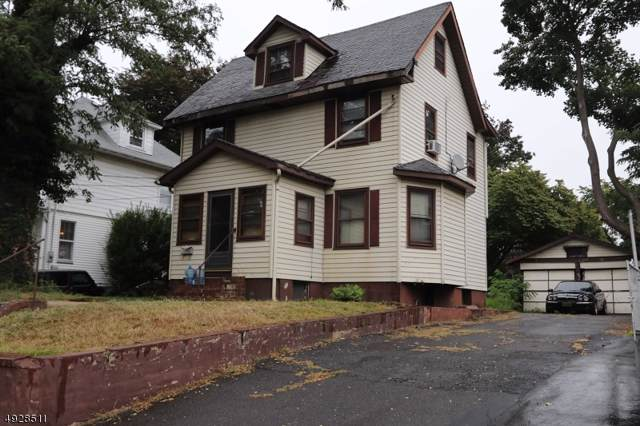 160 Dewitt Ave, Belleville Twp., NJ 07109 (MLS #3586901) :: William Raveis Baer & McIntosh