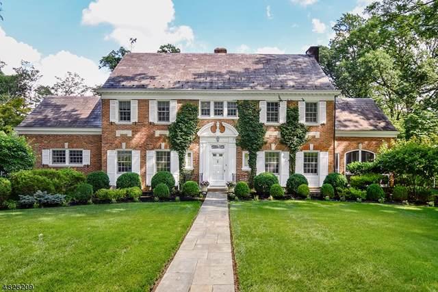 248 Oak Ridge Ave, Summit City, NJ 07901 (MLS #3586904) :: SR Real Estate Group