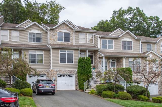 287 Summerhill Dr, Parsippany-Troy Hills Twp., NJ 07950 (MLS #3586964) :: William Raveis Baer & McIntosh