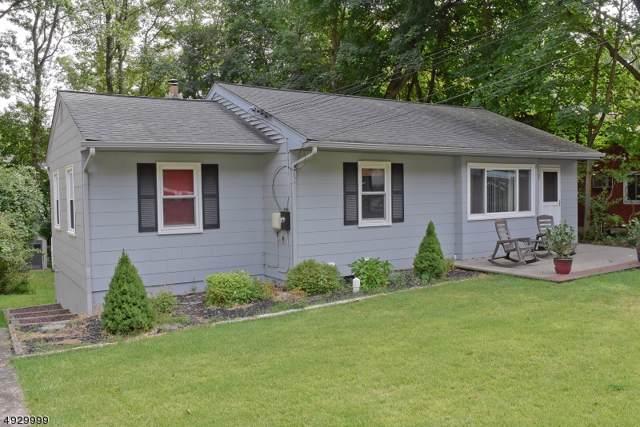 65 Oakland Ave, Rockaway Twp., NJ 07866 (MLS #3586982) :: The Dekanski Home Selling Team