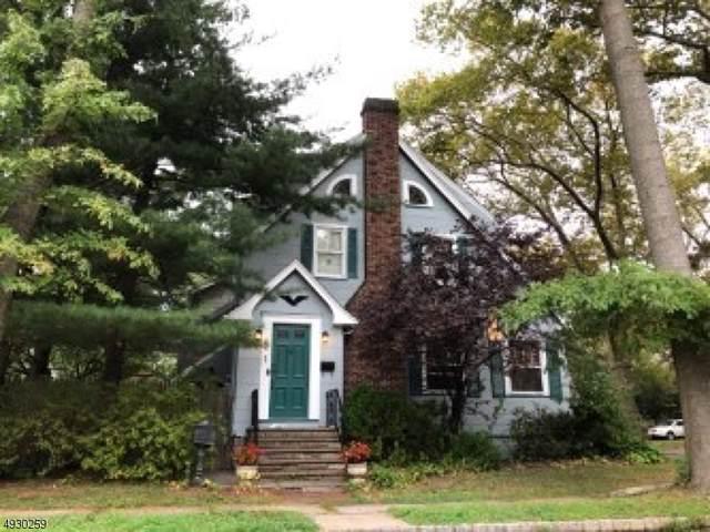 1 Madison St, Glen Ridge Boro Twp., NJ 07028 (MLS #3587039) :: William Raveis Baer & McIntosh