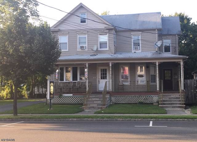 165 E Blackwell St  A, Dover Town, NJ 07801 (MLS #3587161) :: United Real Estate - North Jersey