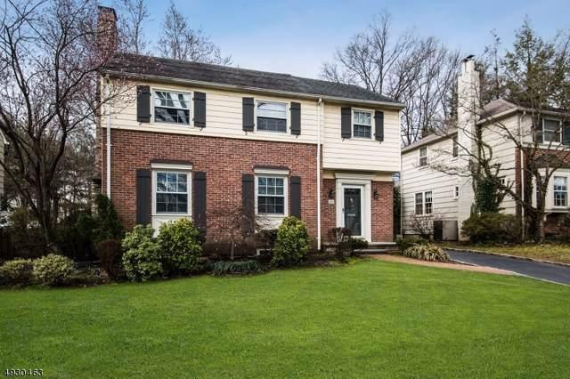 120 Wells St, Westfield Town, NJ 07090 (MLS #3587246) :: SR Real Estate Group