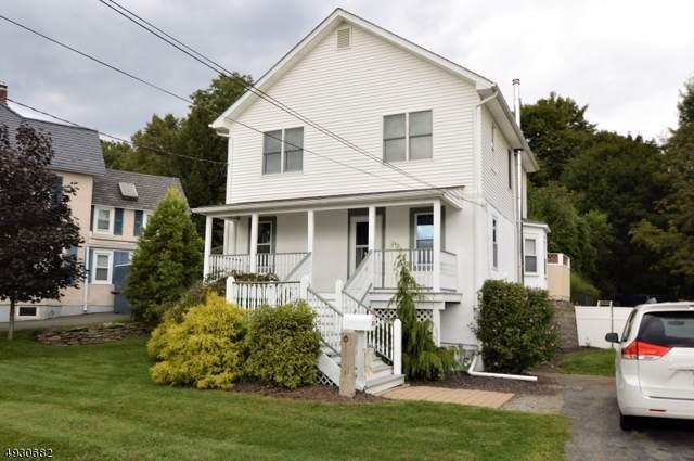 23 Diller Ave, Newton Town, NJ 07860 (MLS #3587497) :: The Sikora Group
