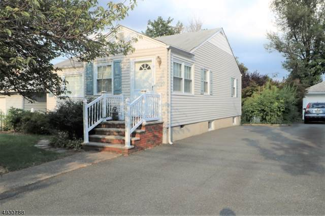 27 Kenter Pl, Clifton City, NJ 07012 (MLS #3587599) :: The Dekanski Home Selling Team