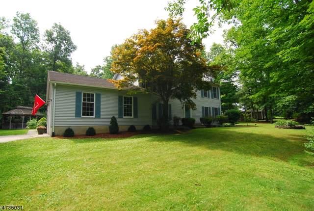 67 Possaghi Rd, Hampton Twp., NJ 07860 (MLS #3587699) :: The Dekanski Home Selling Team