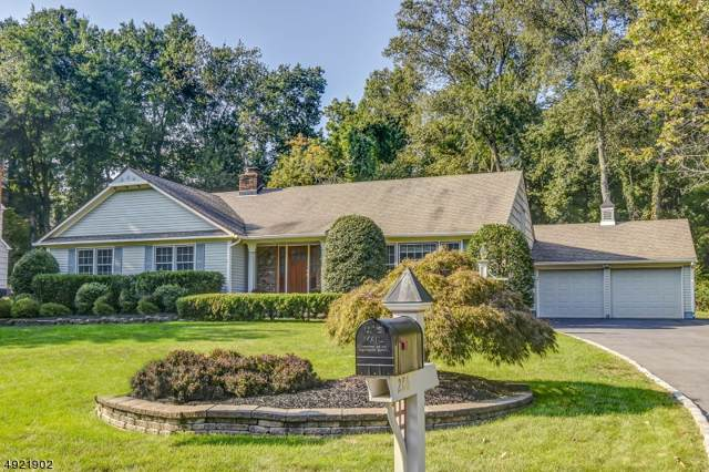 280 Tanglewood Trl, Long Hill Twp., NJ 07933 (MLS #3587721) :: William Raveis Baer & McIntosh