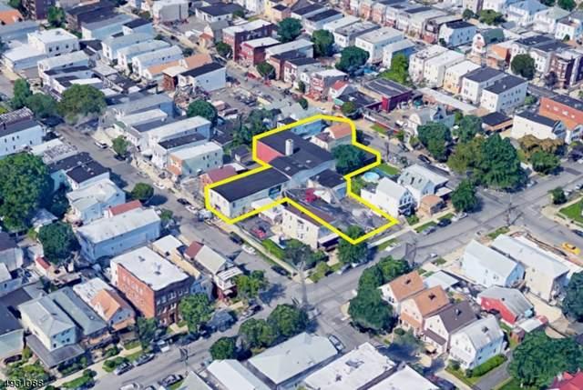 262 W 2Nd Ave, Newark City, NJ 07107 (MLS #3587883) :: Pina Nazario