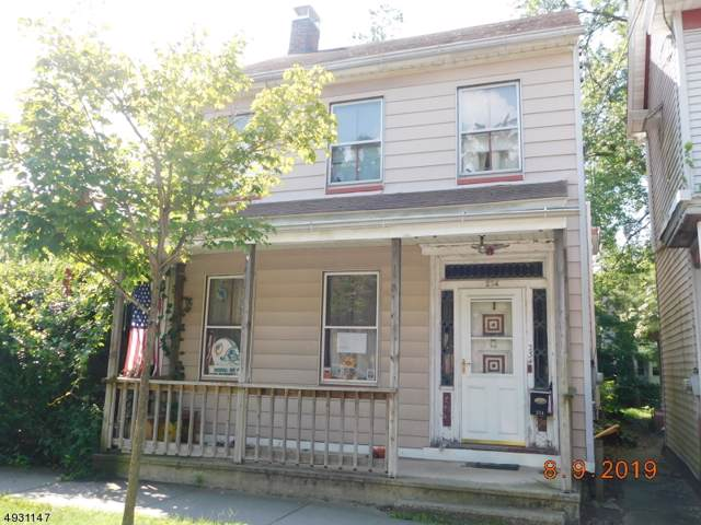 234 Water St, Belvidere Twp., NJ 07823 (#3587991) :: Jason Freeby Group at Keller Williams Real Estate