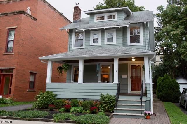 18 Edgewood Rd, Glen Ridge Boro Twp., NJ 07028 (MLS #3588126) :: William Raveis Baer & McIntosh