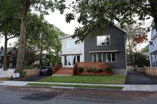 8 Willard Pl, Montclair Twp., NJ 07042 (MLS #3588153) :: SR Real Estate Group