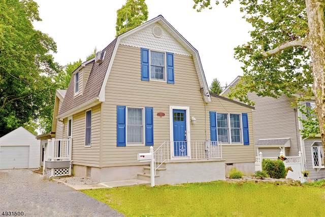 34 Woodrow Pl, West Caldwell Twp., NJ 07006 (MLS #3588197) :: Zebaida Group at Keller Williams Realty