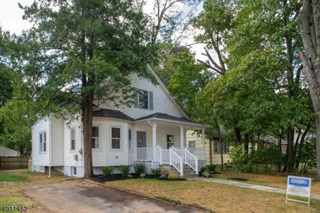 162 Wiley Ave, Plainfield City, NJ 07062 (MLS #3588199) :: Mary K. Sheeran Team