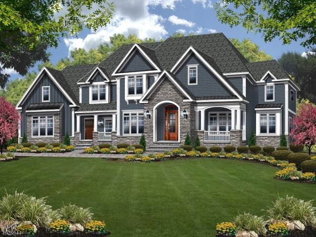 17 Countryside Lane, Warren Twp., NJ 07059 (MLS #3588212) :: The Lane Team