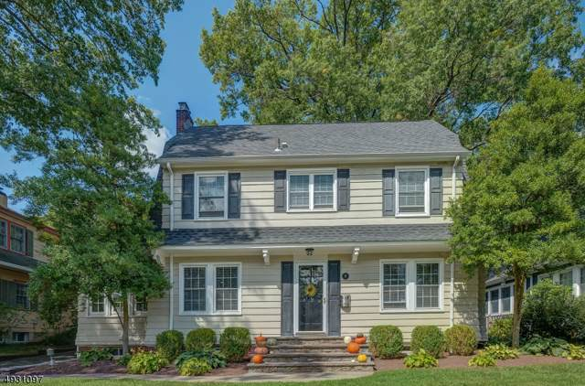17 Colonial Ter, Maplewood Twp., NJ 07040 (#3588239) :: Group BK