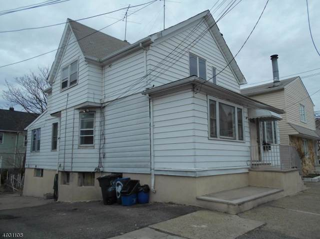 138 Nagle St, Paterson City, NJ 07501 (MLS #3588245) :: Weichert Realtors