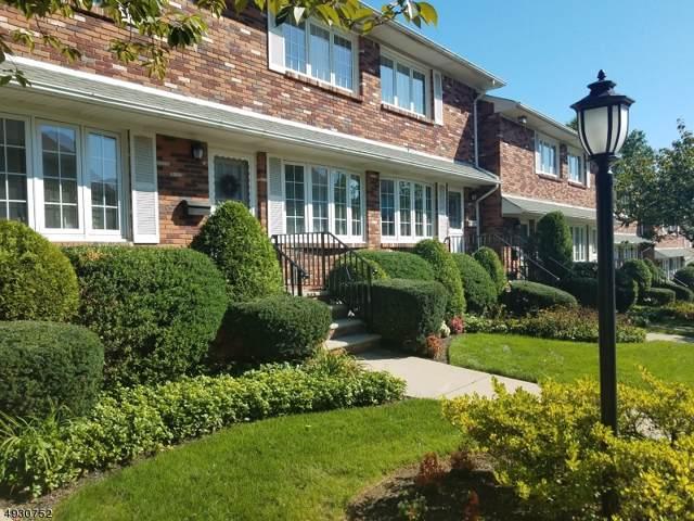 777 Springfield Ave Unit 13 #13, Summit City, NJ 07901 (MLS #3588284) :: The Sue Adler Team
