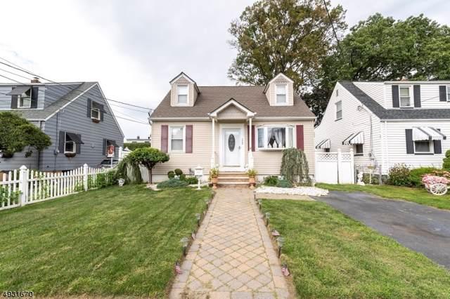 320 Fernwood Ter, Linden City, NJ 07036 (MLS #3588378) :: The Dekanski Home Selling Team