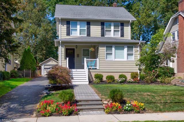 45 Hedges Ave, Chatham Boro, NJ 07928 (MLS #3588414) :: Weichert Realtors