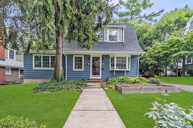 3 Sommer Ave, Maplewood Twp., NJ 07040 (MLS #3588468) :: Coldwell Banker Residential Brokerage