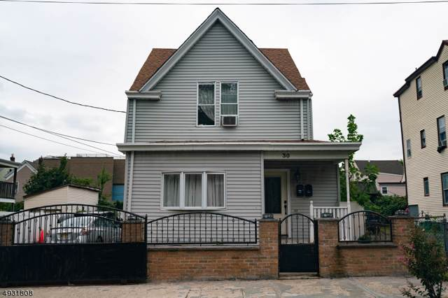 30 Thomas St, Paterson City, NJ 07503 (MLS #3588574) :: Weichert Realtors
