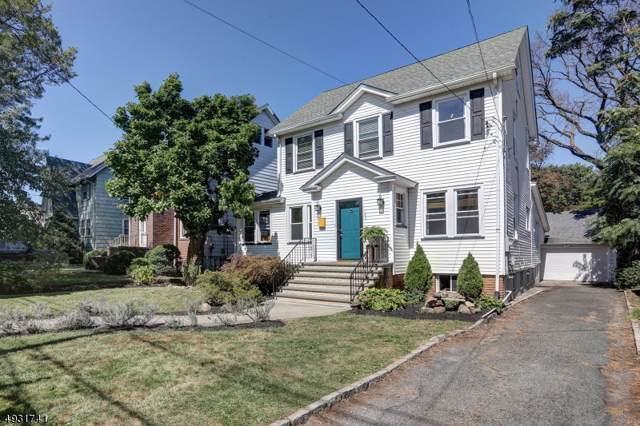 145 Parker Ave, Maplewood Twp., NJ 07040 (MLS #3588580) :: United Real Estate - North Jersey